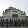 Железнодорожные вокзалы в Шире